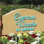 Cypress Woods