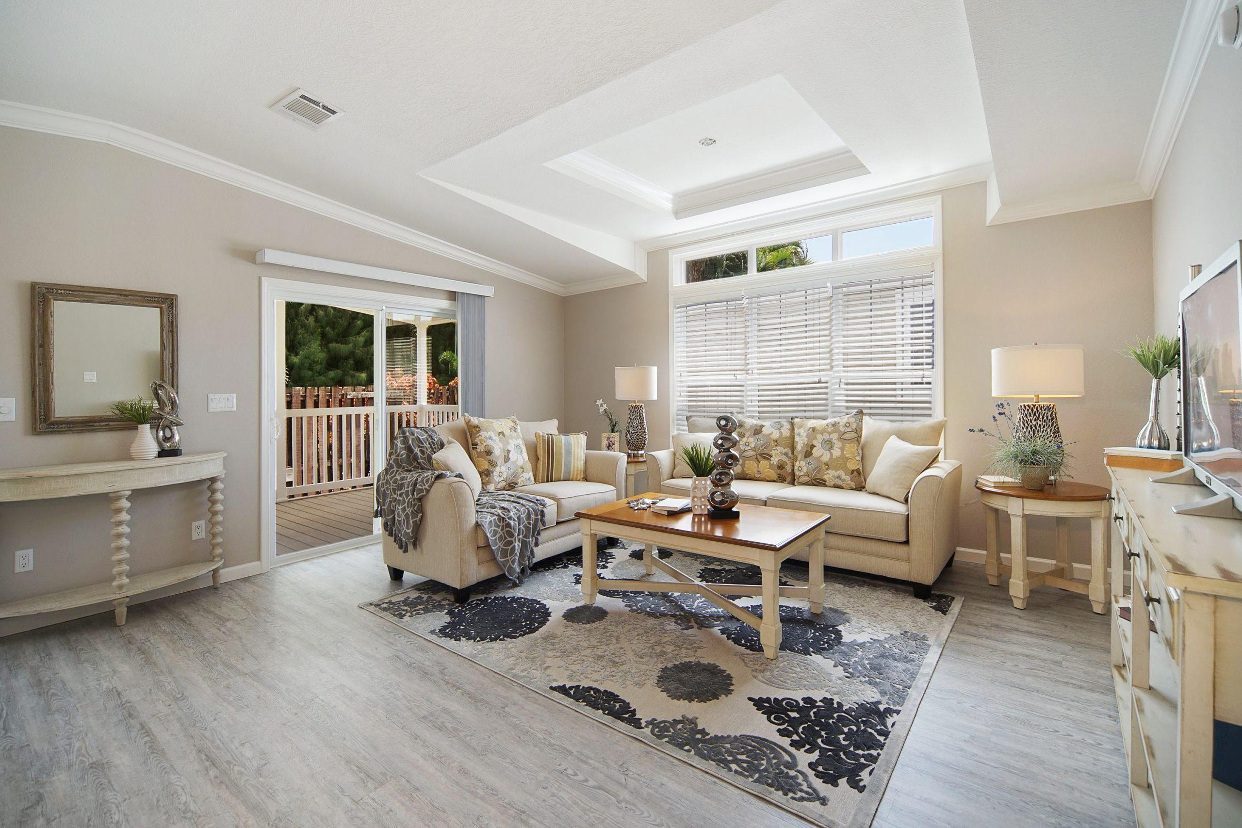 Islander Living Room